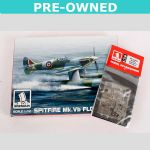 Supermarine Spitfire Mk Vb Floatplane PLUS accessories